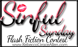 Sinful Sunday at RebeccaGraceAllen.com