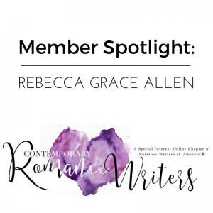 Member Spotlight- Rebecca Grace Allen
