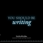 Social Media Overload, and My Version of #NaNoWriMo
