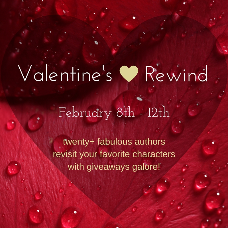 Valentine's Rewind Social Media Graphic