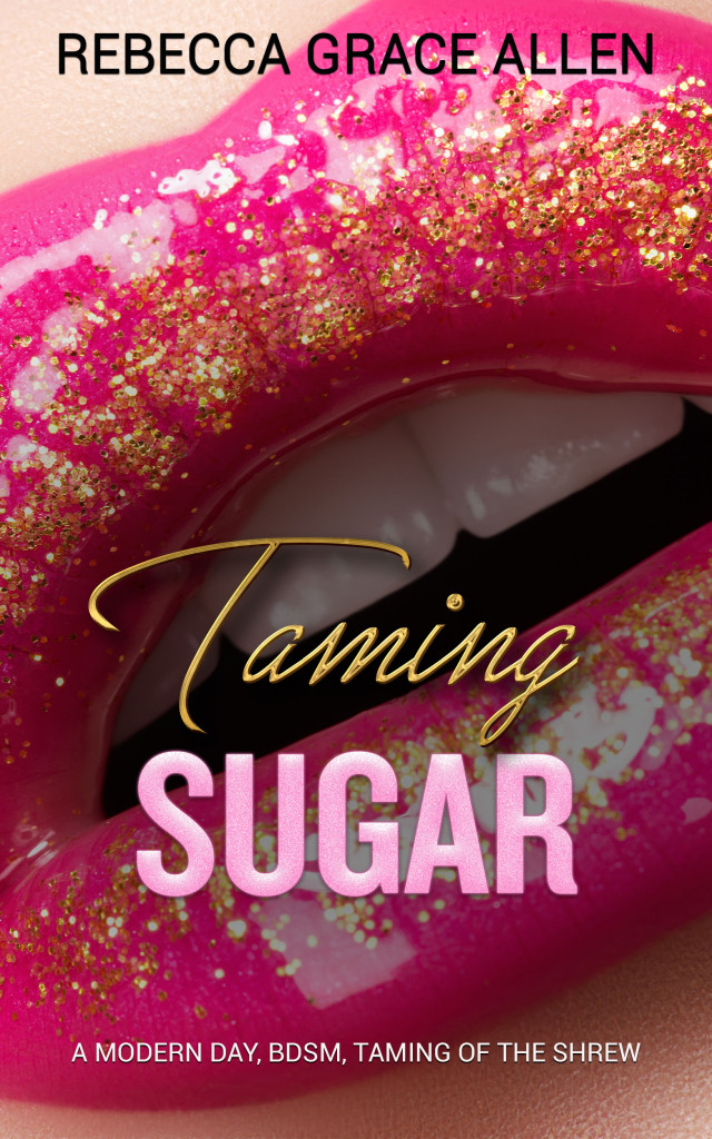 Taming Sugar cover