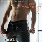99¢ Book Deal! His Contract is ON SALE! 💋
