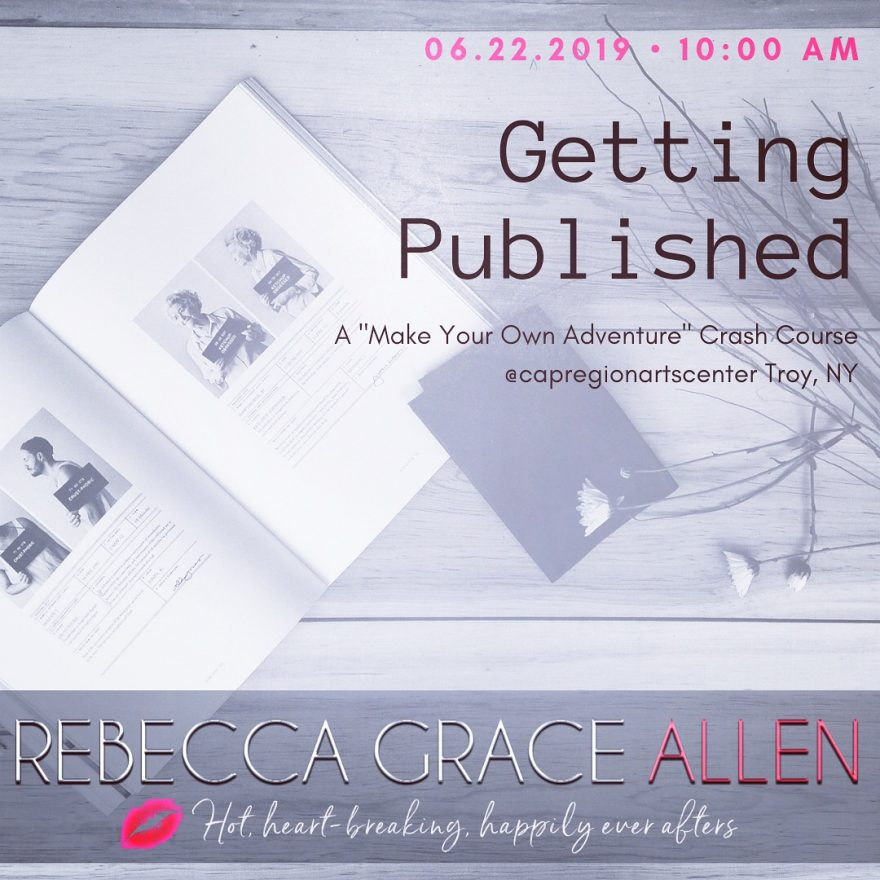 Getting Published – A Crash Course
